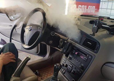dezynfekcja i ozonowanie wnętrza